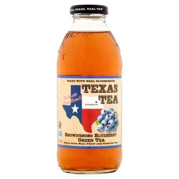 D.b. Miller, Inc. Texas Tea, Tea Green Blueberry, 16 Fo (Pack Of 12)