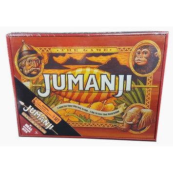 Cardinal Industries NEW JUMANJI BOARD GAME CARDINAL EDITION IN REAL WOODEN WOOD BOX! PRIORITY SHIP