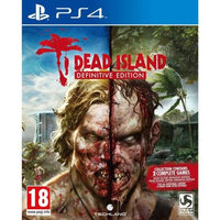 Techland Dead Island Definitve Collection - Pre-Owned (PS4)