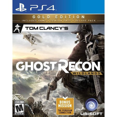 Ubi Soft Tom Clancy's Ghost Recon Wildlands Gold Edition - Playstation 4