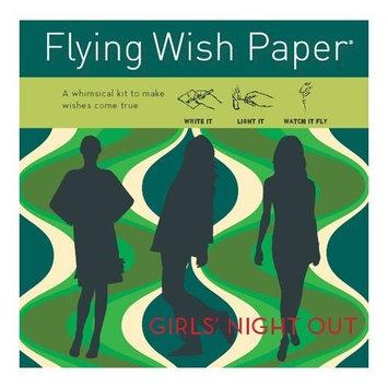 Flying Wish Paper Girl's Night Small