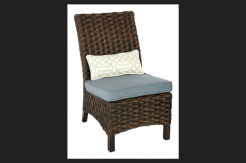Living Accents Armless Estate Dining Chair - Set of 4