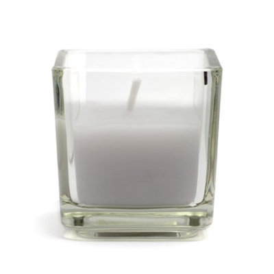 Jeco Inc. Square Glass Votive Candle