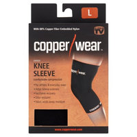 AS SEEN ON TV! Copper Wear Knee Sleeve L