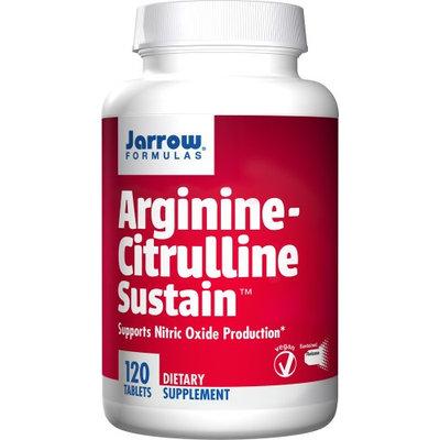Arginine-Citrulline Sustain TM Jarrow Formulas 120 Tabs