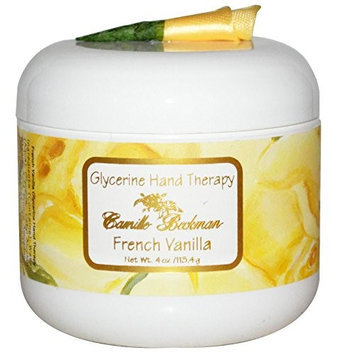 Camille Beckman Glycerine Hand Therapy, French Vanilla