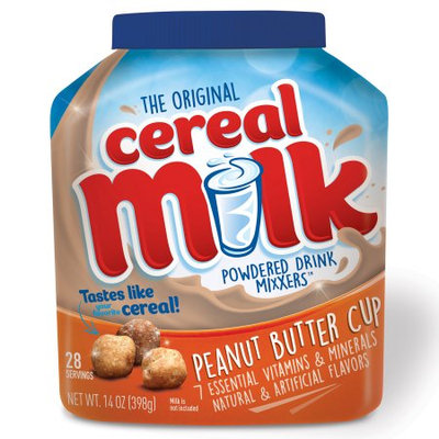Cereal Milk Mixxers Peanut Butter Cup