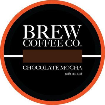Brew Coffee Co - Keurig for Single Serving Coffee Cups - Chocolate Mocha Sea Salt [Chocolate Mocha Sea Salt]