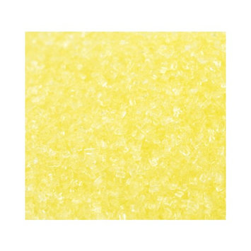 Sugar Sanding Pastel Yellow Bakery Topping Sprinkles 1 pound colored sugar