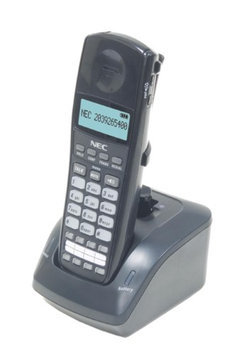 NEC DSX Systems NEC-730095 CORDLESS DECT6.0 Cordless Phone