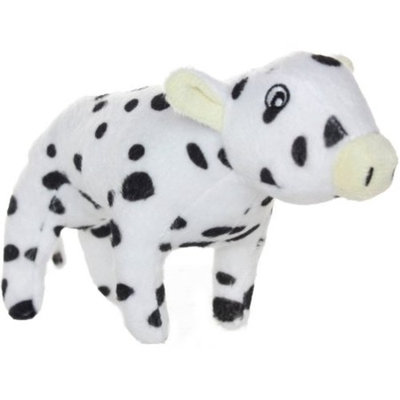 Mighty Farm Dog Toys [Junior, Cow]