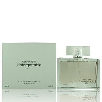 Glenn Perri Unforgettable Eau de Parfum Spray for Women, 2.3 Ounce by Glenn Perri