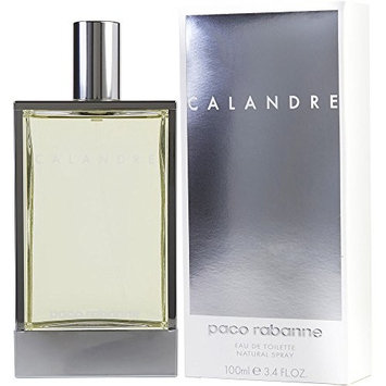CALANDRE by Paco Rabanne EDT SPRAY 3.4 OZ (Package Of 2)