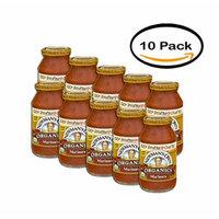 PACK OF 10 - Newman's Own Organics Pasta Sauce Marinara, 23.5 OZ
