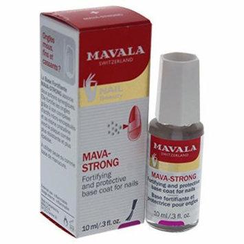 Mavala Mava-Strong Fortifying Base Coat, 0.3 Ounce