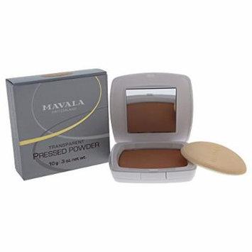 Mavala Transparent Pressed Powder, No.02 Ocre, 0.3 Ounce