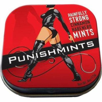 Mints: Punishmints: Cinnamon and Habanero Mints