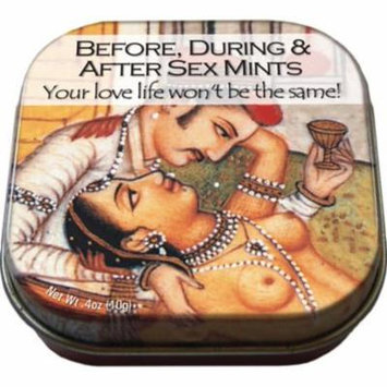 Mints: Before During and After Sex Mints