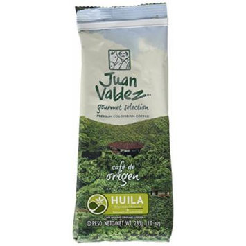 Juan Valdez Single Origin Colombian Coffee, Huila Ground, 10 Ounce