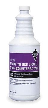 Tough Guy Liquid Deodorizer (Size 1 qt, Citrus). Model: 2CYE6