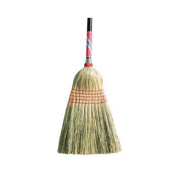 Magnolia Brush 455-5026-BUNDLED All-Corn Janitor Broom