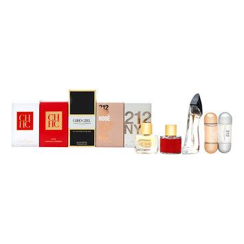 Puig Carolina Herrera Variety Miniature Collection Set
