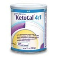 KetoCal 4:1, Ketocal 4.1 Pwdr 300G, (1 CASE, 6 EACH)
