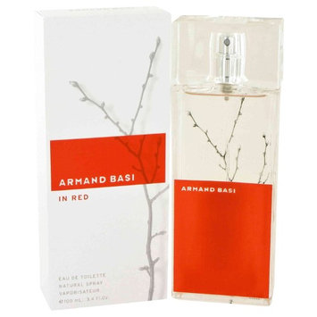 Armand Basi In Red By Armand Basi - Edt Spray 3.4 Oz - Women