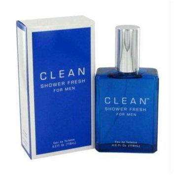 Clean Shower Fresh By Clean Eau De Toilette Spray 4 Oz