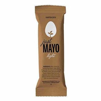 Just Mayo Original Light Mayonnaise, 0. 38 Ounce -- 210 per case.