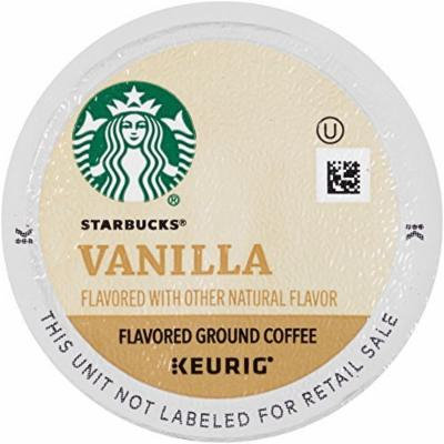 Starbucks Vanilla Flavored K-Cup Packs, 62-count