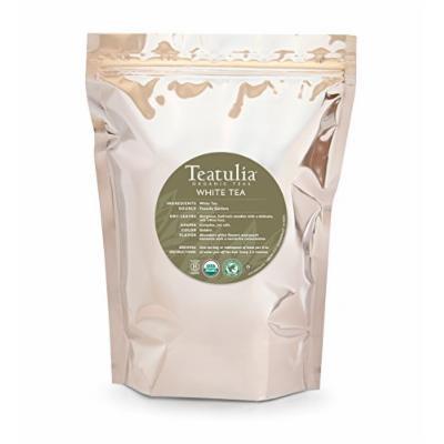 Organic Teatulia White 50 Unwrapped Premium Pyramid Bags