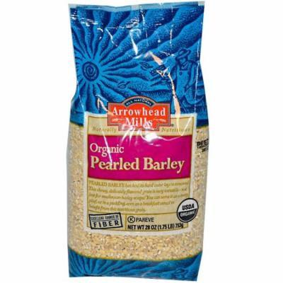 Arrowhead Mills, Organic Pearled Barley, 28 oz (pack of 2)