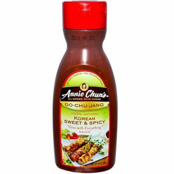 Annie Chun's, Go·Chu·Jang, Korean Sweet & Spicy Sauce, 10 oz (pack of 12)