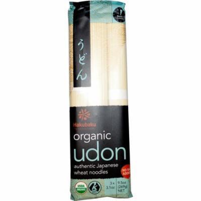 Hakubaku, Organic Udon, 9.5 oz (pack of 6)