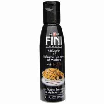 FINI, Reduction of Balsamic Vinegar of Modena with Truffle, 5.1 fl oz (pack of 2)