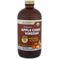 Dr. Mercola, Organic Apple Cider Vinegar, Sweet, 16 oz (pack of 1)