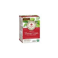 Traditional Medicinals Teas Organic Throat Coat Tea, 16 Bags by Traditional Medicinals