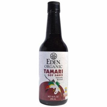 Eden Foods, Organic, Tamari Soy Sauce, 10 fl oz (pack of 4)