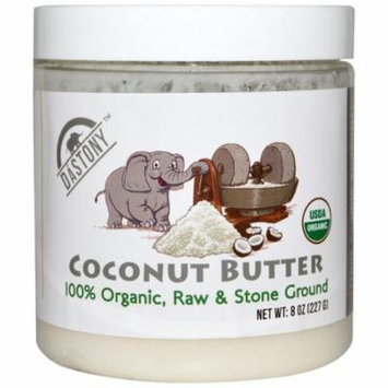 Dastony, Coconut Butter, 100% Organic, 8 oz (pack of 2)