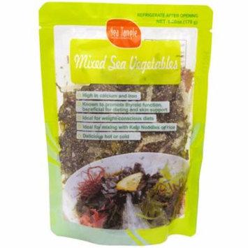 Sea Tangle Noodle Company, Mixed Sea Vegetables, 6 oz(pack of 3)