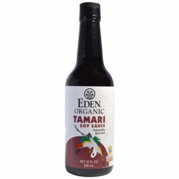 Eden Foods, Organic, Tamari Soy Sauce, 10 fl oz (pack of 2)