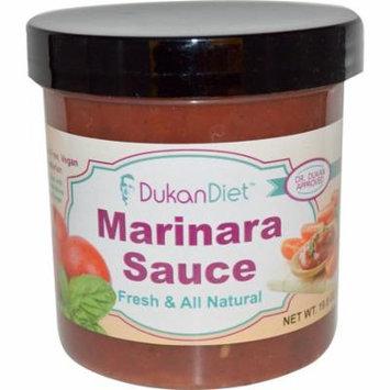 Dukan Diet, Marinara Sauce, 19.8 oz(pack of 12)
