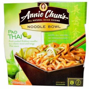 Annie Chun's, Noodle Bowl, Pad Thai, Mild, 9.1 oz (pack of 4)
