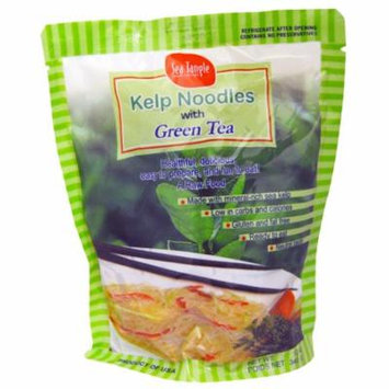 Sea Tangle Noodle Company, Kelp Noodles, with Green Tea, 12 oz (pack of 12)