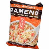 Koyo Natural Foods, Asian Vegetable Ramen, 2.1 oz (pack of 4)