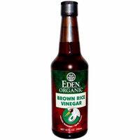 Eden Foods, Organic, Brown Rice Vinegar, 10 fl oz(pack of 6)