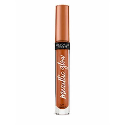 Victoria's Secret Beauty Rush Color Shine Lip Gloss Metallic Glow Bronze