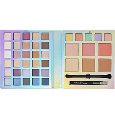 Ulta Beauty Just Face It - Complete Face & Eye Palette Makeup Set - 43 Piece Collection