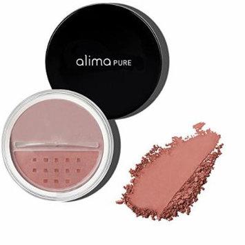 Alima Pure Satin Matte Blush - Soft Plum